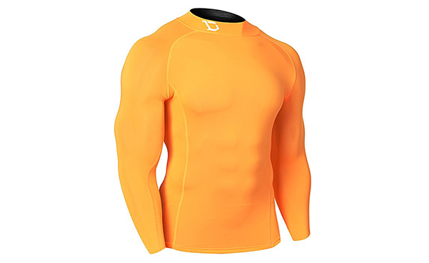 Defender Men's Quick Dry Compression Shirts