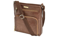 Estalon Women's Leather Crossbody Bag