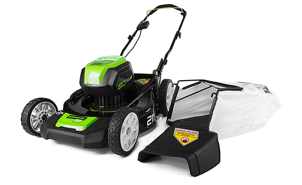 Greenworks Pro Cordless Lawn Mower