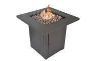 LEGACY HEATING 28-Inch Square Fire Table