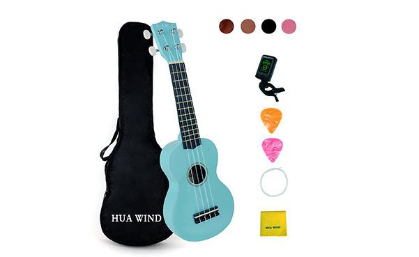 Soprano Ukulele For Beginners Start Pack