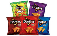 Doritos Flavored Tortilla Chip Variety Pack