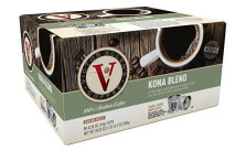 Victor Allen Coffee, Kona Blend Single Serve K-cup