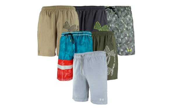Under Armour Men's Mystery Shorts