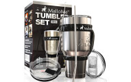 MalloMe Stainless Steel Vacuum Insulated Tumbler