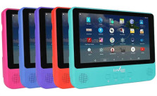 Envizen Tablet with Built-In Portable DVD Player