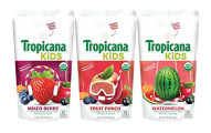 Tropicana Kids Juice Pouches