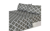 4 Piece Bed Sheets Set