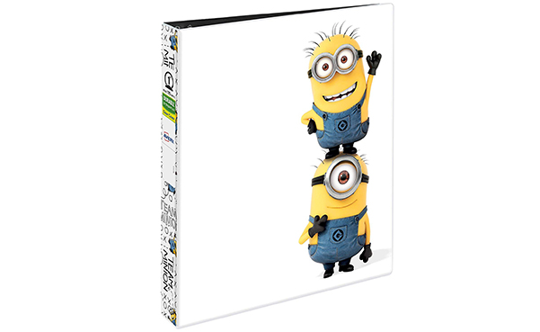 Avery Despicable Me Durable View Binder