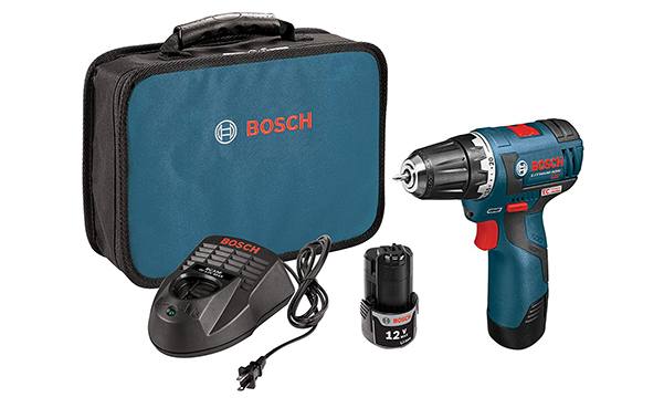 Bosch Brushless 3 8-Inch Drill Driver Kit