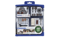 Dremel Rotary Accessory Kit, 160-Piece