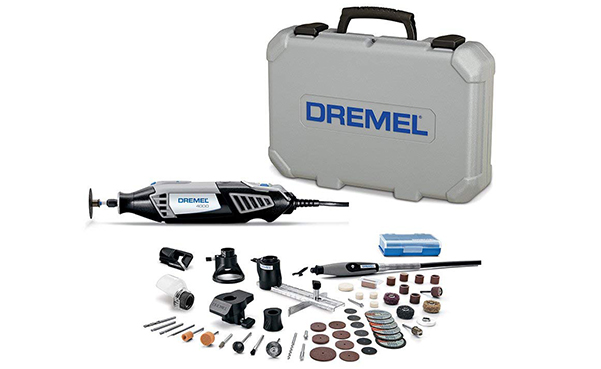 Dremel Variable-Speed Rotary Tool with 50 Accessories