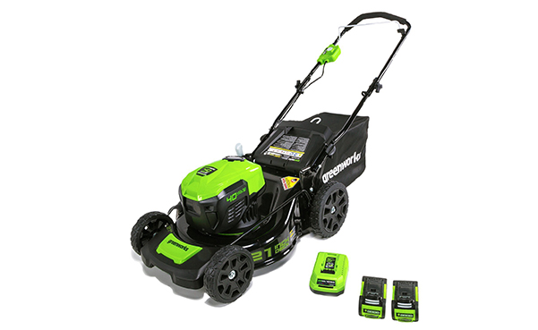 Greenworks 21-Inch Brushless Cordless Mower