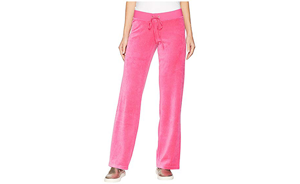 Juicy Couture Velour Mar Vista Women's Pants