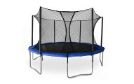 JumpSport SkyBounce Trampoline with Enclosure