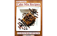 Free Slow Cooker Cake Recipe Book