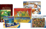 Select board games
