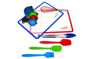 11 Piece Silicone Baking Mat Set