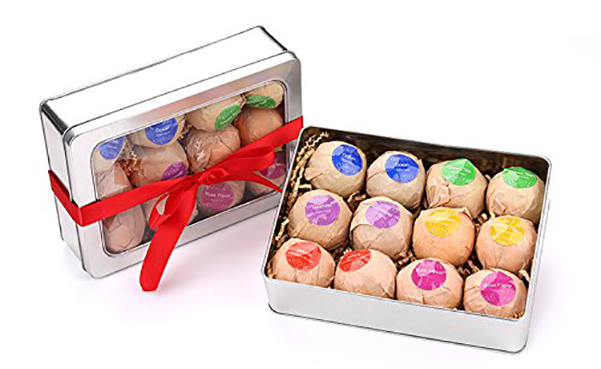 12pcs Bath Bombs Gift Set