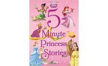 5-Minute Princess Stories Hardcover