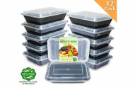 bento box Enther Meal Prep containers