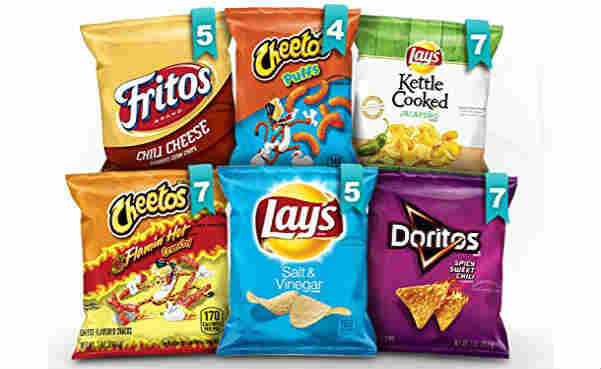 FRITO-LAY BOLD MIX