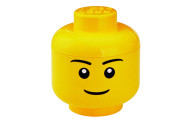Lego Storage Head Small Boy