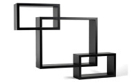 MELANNCO Interlocking Shelves