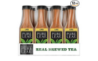 Pure Leaf Iced Tea, Pack of 12