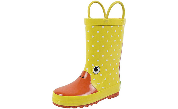 Rainbow Daze Rain Boots for Kids