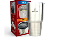 stainless steel insulated tumbler smart chef