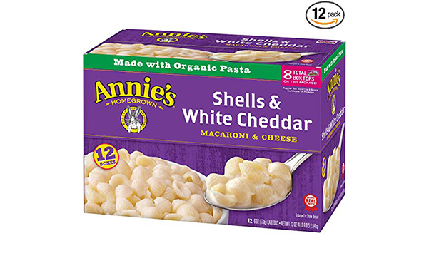 Annie's Macaroni and Cheese, Pack of 12