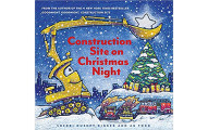 Construction Site on Christmas Night Hardcover