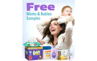 Free Mom and Babies Samples