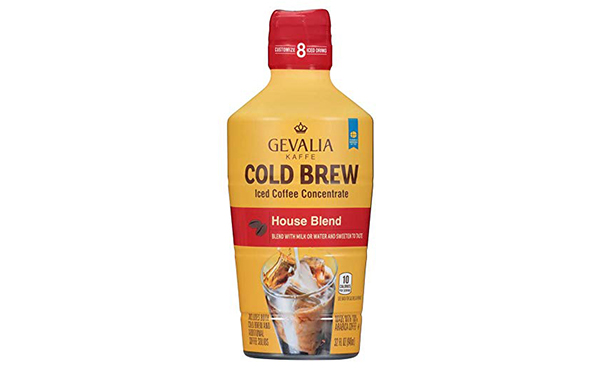 Gevalia House Blend Iced Coffee Concentrate