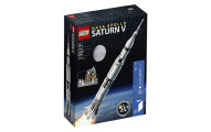 LEGO Ideas NASA Apollo Saturn Building Kit