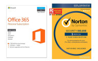 MS Office 365 Personal with Norton Security