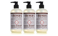 Mrs. Meyer's Liquid Hand Soap Lavender, 3 Count