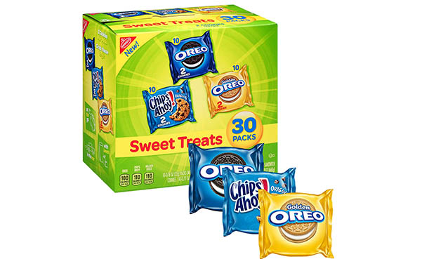 Nabisco Sweet Treats Variety Pack Cookies