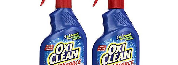 OxiClean Max Force Laundry Stain Remover, Pack of 2