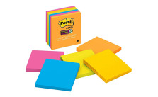 Post-it Super Sticky Notes, 6 Pads Pack