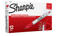 Sharpie Twin Tip Permanent Marker