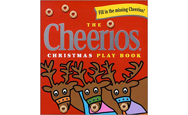 The Cheerios Christmas Play Book Board book