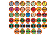 Two Rivers K- Cup Assorted Tea Sampler