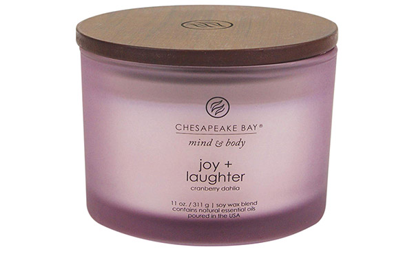 Chesapeake Bay Mind & Body Scented Candle