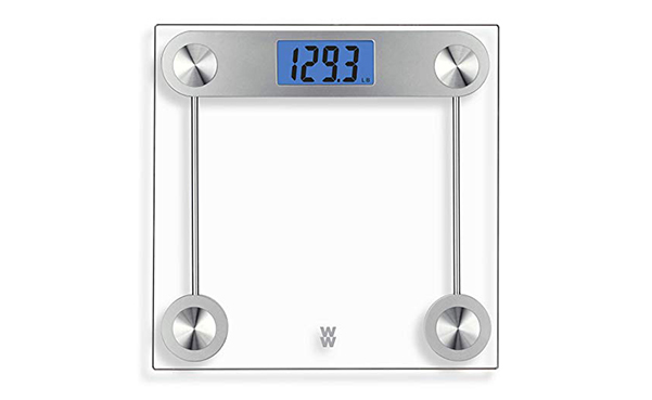 Conair Digital Glass Bathroom Scale