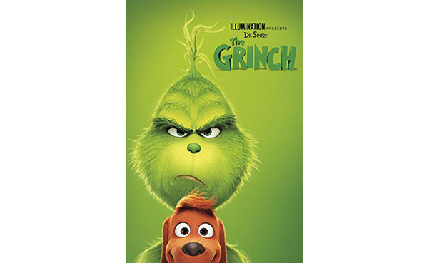 Illumination Presents Dr. Seuss' The Grinch DVD