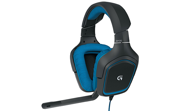 Logitech DTS Dolby Surround Gaming Headphone