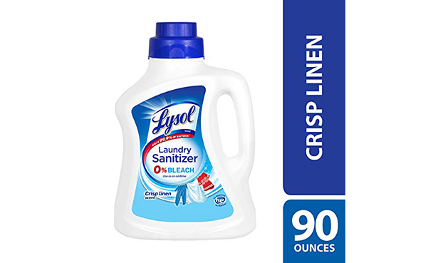 Lysol Laundry Sanitizer Additive, Crisp Linen