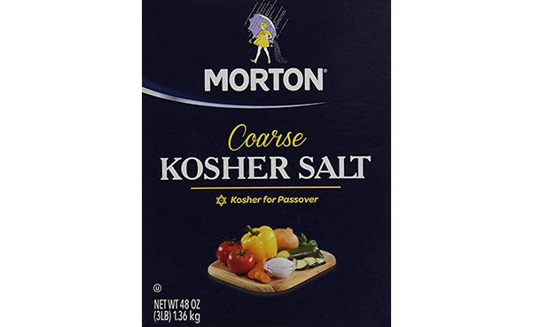Morton Salt Kosher Salt, 2 Pack